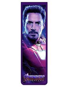 Marcador De Página Magnético Iron Man - Avengers - MMA107