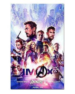 Ímã Decorativo Avengers Endgame - IQM17