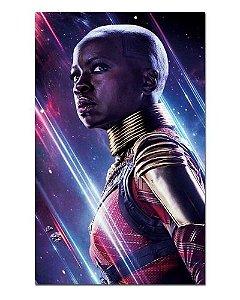Ímã Decorativo Okoye - Avengers Endgame - IQM23