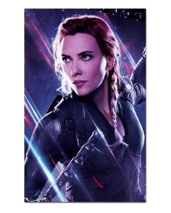 Ímã Decorativo Black Widow - Avengers Endgame - IQM26