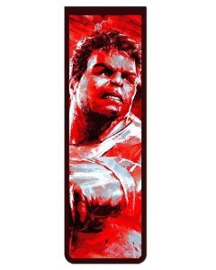 Marcador De Página Magnético Hulk - Avengers - MMA129
