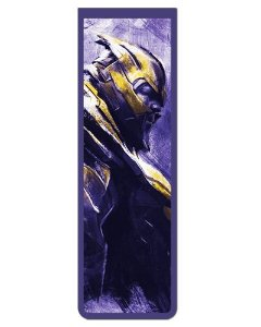 Marcador De Página Magnético Thanos - Avengers - MMA136