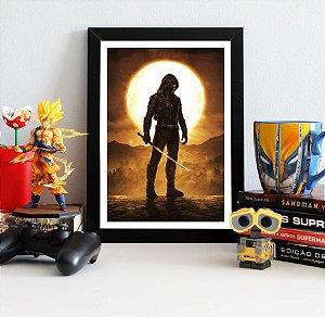 Quadro Decorativo Ronin - Avengers Endgame - QV411