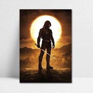 Poster A4 Ronin - Avengers Endgame - PT411