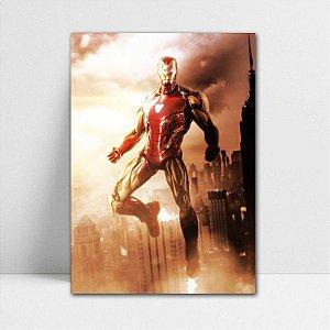 Poster A4 Iron Man - Avengers Endgame - PT414