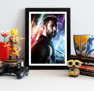 Quadro Decorativo Thor - Avengers Endgame - QV417