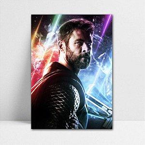 Poster A4 Thor - Avengers Endgame - PT417