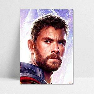 Poster A4 Thor - Avengers Endgame - PT420
