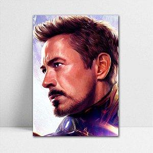 Poster A4 Iron Man - Avengers Endgame - PT421