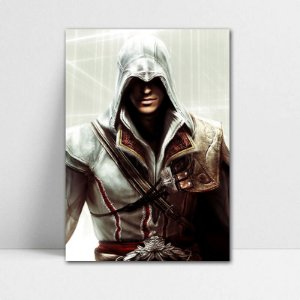 Poster A4 Ezio - Assassin's Creed - PT321