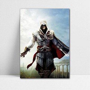 Poster A4 Ezio - Assassin's Creed - PT323