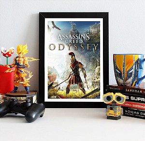 Quadro Decorativo Alexios - Assassin's Creed - QV325