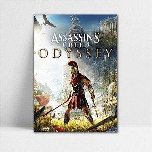 Poster A4 Alexios - Assassin's Creed - PT325