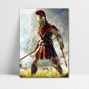 Poster A4 Alexios - Assassin's Creed - PT326