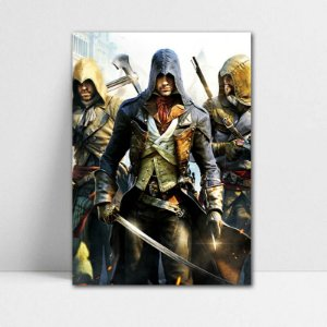 Poster A4 Arno - Assassin's Creed - PT327