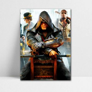 Poster A4 Jacob - Assassin's Creed - PT328