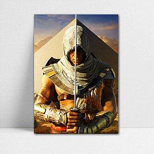 Poster A4 Bayek - Assassin's Creed - PT330
