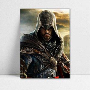 Poster A4 Ezio - Assassin's Creed - PT331