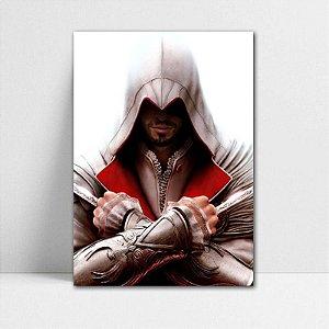 Poster A4 Ezio - Assassin's Creed - PT332