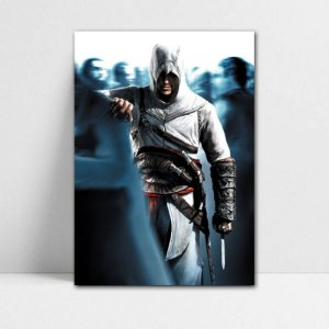 Poster A4 Altair - Assassin's Creed - PT335