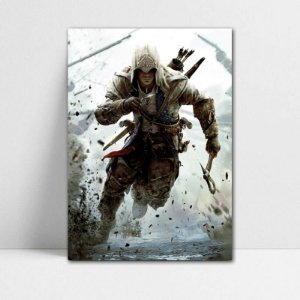 Poster A4 Connor - Assassin's Creed - PT336