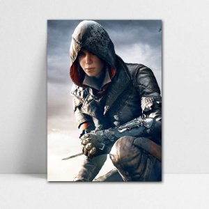 Poster A4 Evie - Assassin's Creed - PT343
