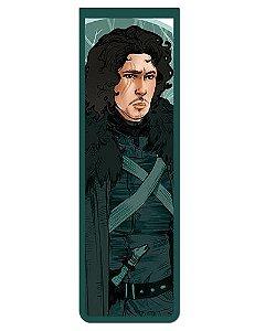 Marcador De Página Magnético Jon Snow - Game of Thrones - GOT78