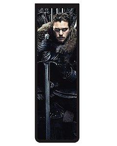 Marcador De Página Magnético Jon Snow - Game of Thrones - GOT84