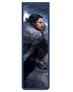 Marcador De Página Magnético Jon Snow - Game of Thrones - GOT91