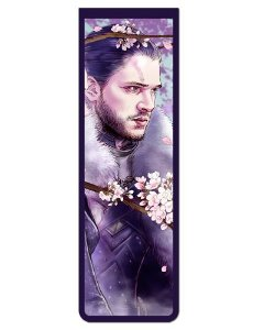 Marcador De Página Magnético Jon Snow - Game of Thrones - GOT96