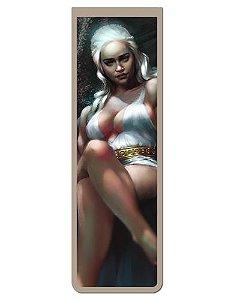 Marcador De Página Magnético Daenerys - Game of Thrones - GOT99