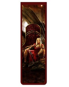 Marcador De Página Magnético Daenerys - Game of Thrones - GOT104