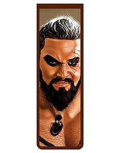 Marcador De Página Magnético Khal Drogo - Game of Thrones - GOT110