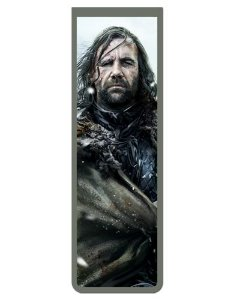 Marcador De Página Magnético The Hound - Game of Thrones - GOT111