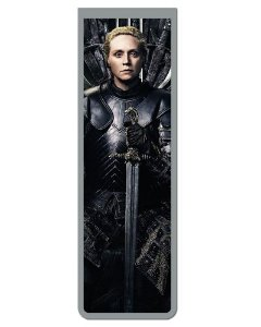 Marcador De Página Magnético Brienne - Game of Thrones - GOT114
