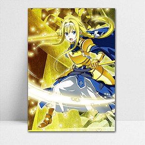 Poster A4 Alice - Sword Art Online - PT160