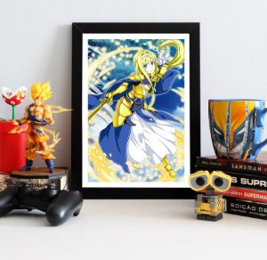 Quadro Decorativo Alice - Sword Art Online - QV162