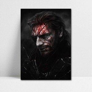 Poster A4 Venon Snake - Metal Gear - PT366