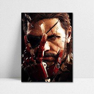 Poster A4 Venon Snake - Metal Gear - PT367