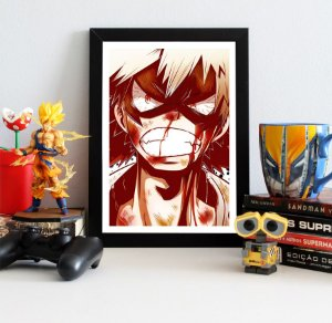 Quadro Decorativo Bakugo - My Hero Academia - QV203