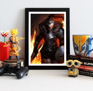 Quadro Decorativo Goblin Slayer - QV85
