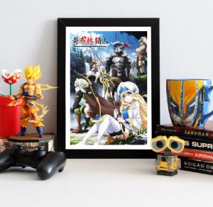 Quadro Decorativo Goblin Slayer - QV83