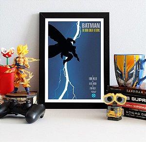 Quadro Decorativo DC - Batman The Dark Knight Returns - QDC04