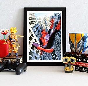 Quadro Decorativo Marvel - Spider-Man - QMC08
