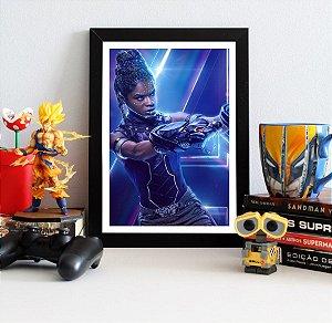 Quadro Decorativo Avengers Infinity War - Shuri