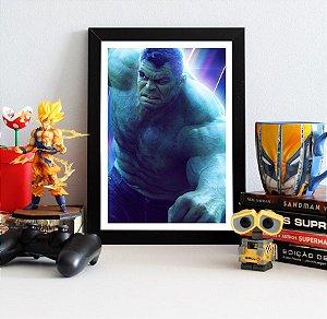 Quadro Decorativo Avengers Infinity War - Hulk
