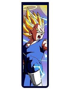 Marcador De Página Magnético Vegeta - Dragon Ball - MAN150
