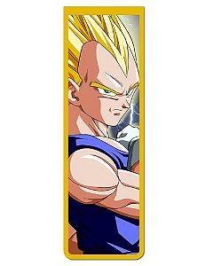 Marcador De Página Magnético Vegeta - Dragon Ball - MAN153