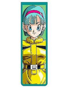 Marcador De Página Magnético Bulma - Dragon Ball - MAN160