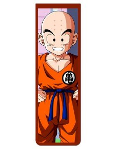 Marcador De Página Magnético Kuririn - Dragon Ball - MAN161